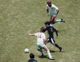 Nro 8 kilpailuun Soccer person swap käyttäjältä abdelghafour0000