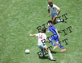 Nro 16 kilpailuun Soccer person swap käyttäjältä RUHUL3