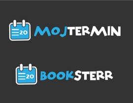 #105 untuk Logo Design for Appointment Scheduling page (Booksterr, MojTermin) oleh akshaydesai