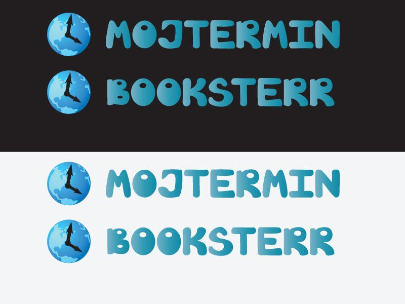 Konkurrenceindlæg #                                        86                                      for                                         Logo Design for Appointment Scheduling page (Booksterr, MojTermin)