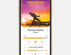 #68 for InnerJam Mobile App Needs a Launch Screen and a Music Player Screen Designed! by kingberr