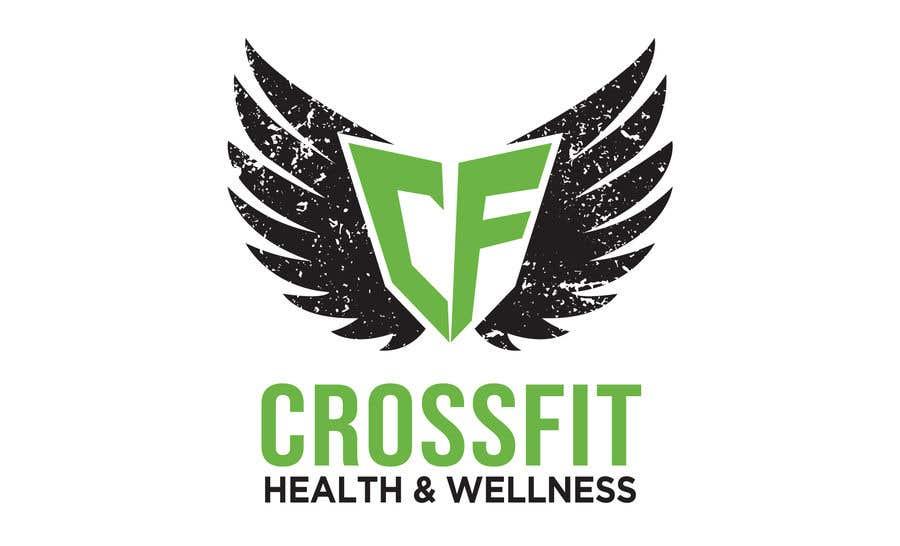 Конкурсная заявка №4 для PerFit and Buninyong CrossFit Logo