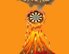 #13 для Volcano Illustration for Dart Shirt от saharwaris1
