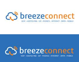 #56 для Update Breeze Connect (VOIP/Telco) Company Branding от modeleSKETCH