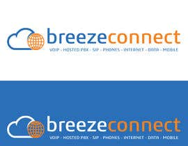#148 для Update Breeze Connect (VOIP/Telco) Company Branding от modeleSKETCH