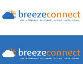 #182 для Update Breeze Connect (VOIP/Telco) Company Branding от modeleSKETCH