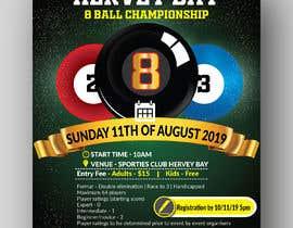 Nro 34 kilpailuun Event sports flyer käyttäjältä piashm3085