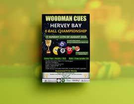 Nro 46 kilpailuun Event sports flyer käyttäjältä designcreative28
