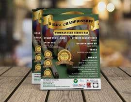 Nro 42 kilpailuun Event sports flyer käyttäjältä Mazba92