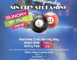 #14 for Event sports flyer   - 13/06/2019 06:32 EDT by Basio99