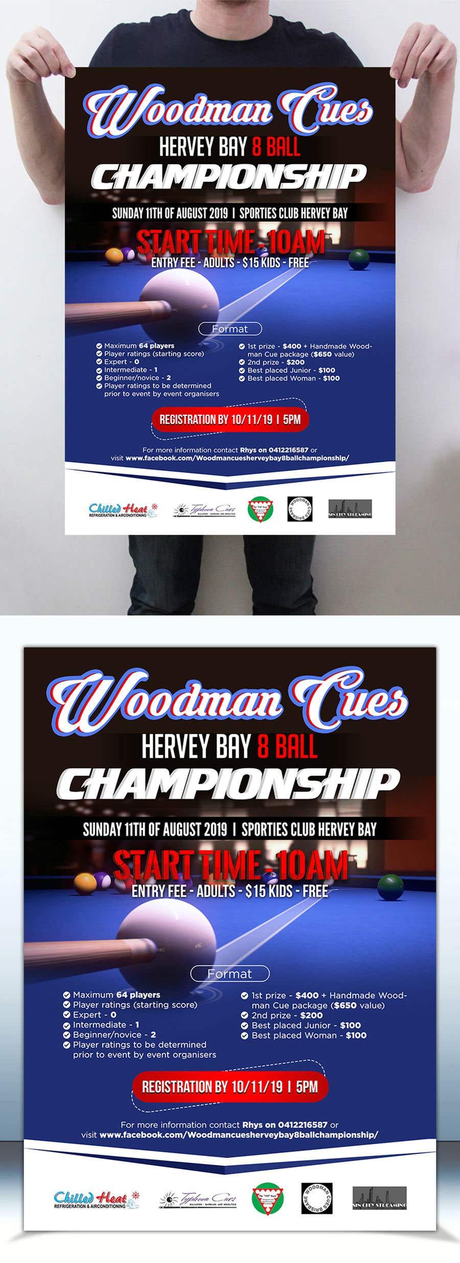 Kilpailutyö #19 kilpailussa Event sports flyer   - 13/06/2019 06:32 EDT