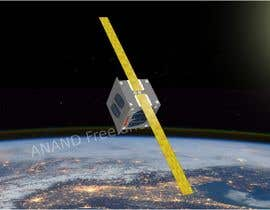 Nro 19 kilpailuun Artistic view of a satellite käyttäjältä anandvelandy3