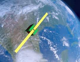Nro 9 kilpailuun Artistic view of a satellite käyttäjältä JDalecki