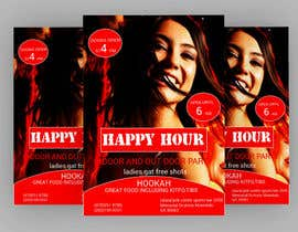 #45 for Make a flyer for a bar/restaurant by sumayahossen