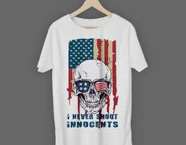 #47 for T shirt design for Americans Guns lovers af raihan397