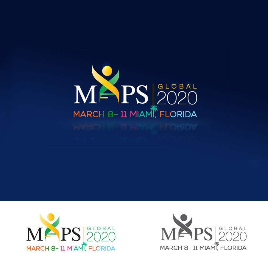 Penyertaan Peraduan #40 untuk MAPS 20202 Logo