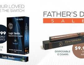 Nro 71 kilpailuun Father's Day Sale Banner käyttäjältä darbarg