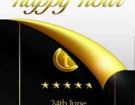 Nro 19 kilpailuun Happy Hour Invitation Card käyttäjältä NazMalik004