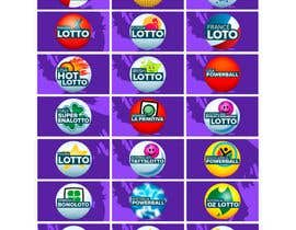#42 for Lotto icon design needed af mdselimmiah