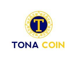 #105 para New Cryptocurrency TONA Logo por Ariful6329