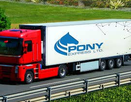 "#70 for Logo for a Transporation Company, ""PONY Express Ltd."" af moro2707"