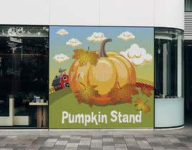 #19 para Sign for Pumpkin stand por mmarif1982