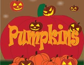 #38 para Sign for Pumpkin stand por humayonkabir1