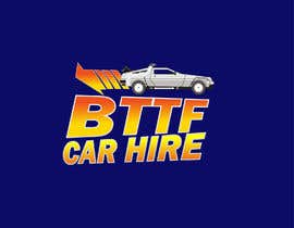 #53 for Logo required for Back to the future delorean car hire company af tahmidkhan19