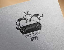 #6 for Logo required for Back to the future delorean car hire company af alaamahmoudahmed
