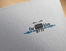 #19 for Logo required for Back to the future delorean car hire company af alaamahmoudahmed