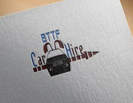 #48 for Logo required for Back to the future delorean car hire company af alaamahmoudahmed