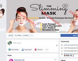 #11 для Facebook Skin (The Slimming Mask) от kawsarchy