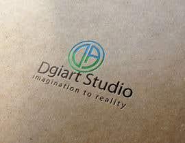 #48 для Redesign -  current logo DGIART от reamantutus4you