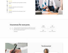 Nro 31 kilpailuun Website Design käyttäjältä saidesigner87