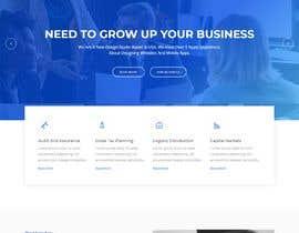 Nro 22 kilpailuun Website Design käyttäjältä mdbelal44241