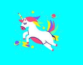 DesignInverter tarafından Design a unicorn picture for nursery painting için no 159