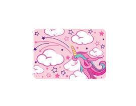 eling88 tarafından Design a unicorn picture for nursery painting için no 146