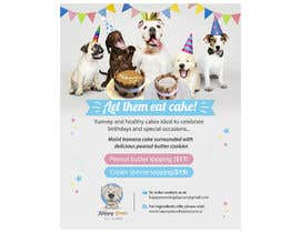 #88 for Cakes for dogs by lunaticscreative
