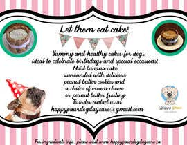 #46 for Cakes for dogs by sarapesikan