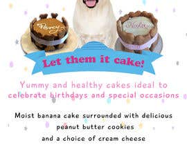 #49 for Cakes for dogs af Waseem6598