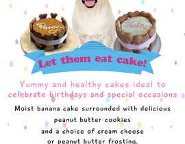 #74 for Cakes for dogs af Waseem6598