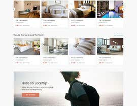 Nro 17 kilpailuun Website mokup design käyttäjältä nextdesign2007