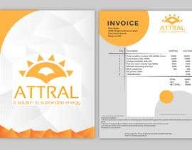 #12 for Design a letterhead and invoice template by AnandAlpha4ever