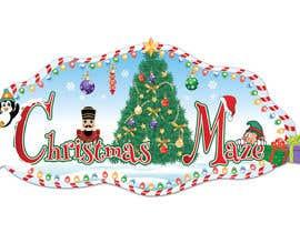 #53 para Logo for Christmas Sign por pgaak2