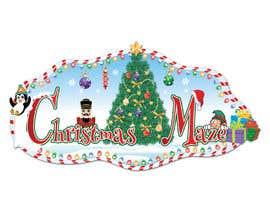 #59 for Logo for Christmas Sign af pgaak2