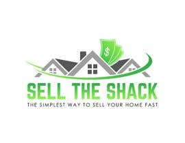 #223 for Sell The Shack Logo by andreschacon218