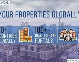 #4 for 3 points to mention in every different design. 1. 50+ Countries Globally 2. 100+ Real Estate Portals 3. 200M+ Potential Buyers ( www.monopolion.com ) by rituabhig