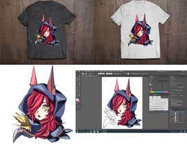 #35 for League of legends T Shirt by Eugenya