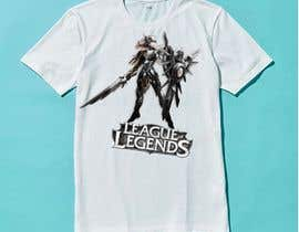 #20 para League of legends T Shirt de emastojanovska