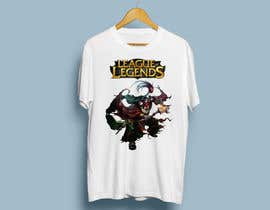 #12 para League of legends T Shirt de AndersonGM